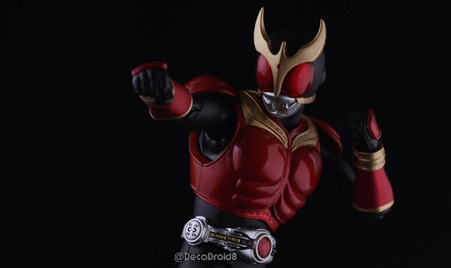 S.H.Figuarts Kamen Rider Kuuga Renewal by Daniel Evan