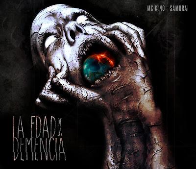 Mc K-no - Samurai - La Edad de la demencia (2013) Colombia