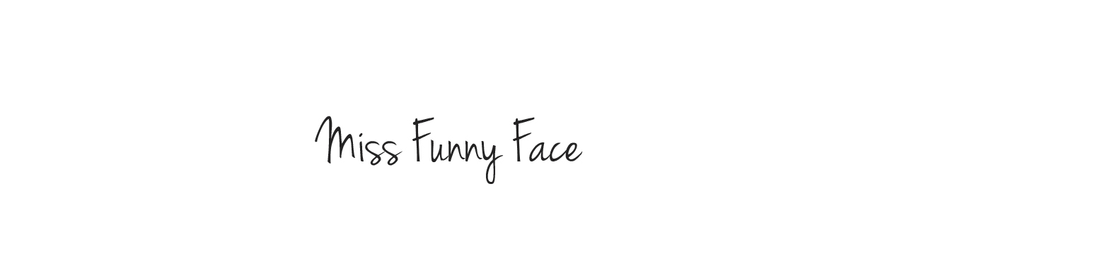 Miss Funny Face