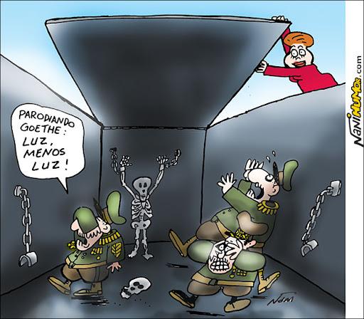Investigando a ditadura. dilma e comissão da verdade