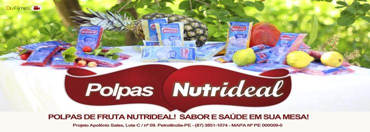 POLPAS DE FRUTAS NUTRIDEAL