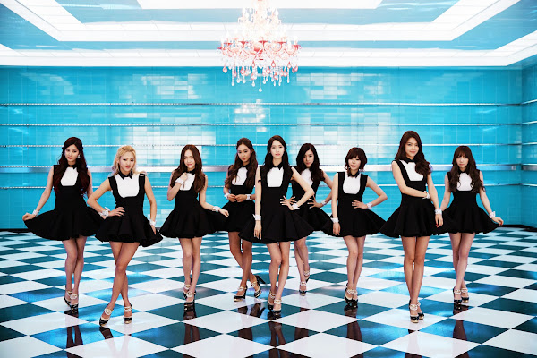 Girls' Generation Mr Mr