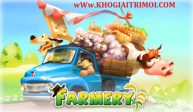 Tải game Farmery - Nông Trại Thời Đại Mới phiên bản mới nhất miễn phí cho điện thoại Android