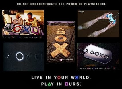 Live in your world. Play in ours.