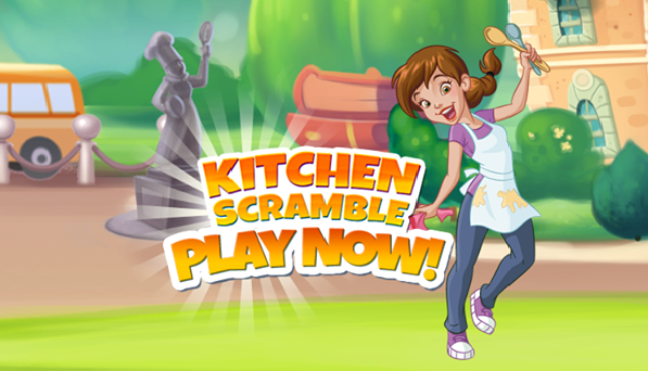 Kitchen Scramble Hack Update 27/10/2015