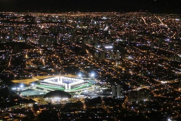 estadio de Cuiabá