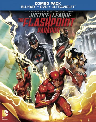 Filme Justice League: The Flashpoint Paradox