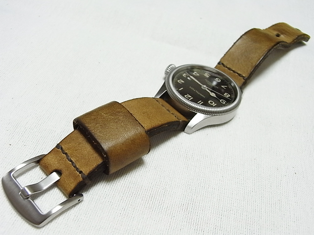 Bas and Lokes Watch Strap