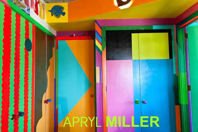 MoD Design Guru - Thinking-Outside-the-Box Design: Designer Spotlight: Apryl Miller, inhabitable art