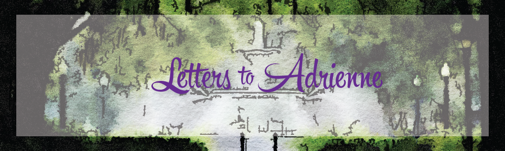 Letters To Adrienne