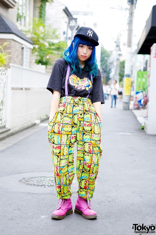 pajama trend Japan