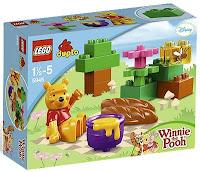 Winnie The Pooh Lego Duplo Picnic Set