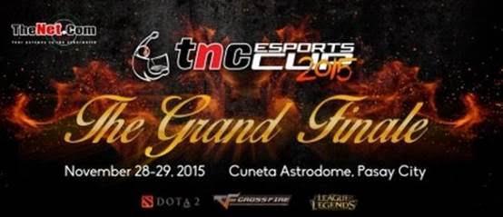 TNC e-Sports Cup