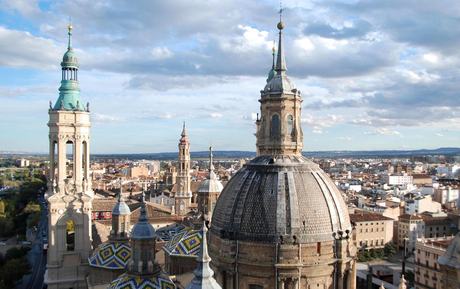 Zaragoza Spain  City pictures : ... Zaragoza Saragossa . A voyage to Zaragoza, Aragon, Spain, Europe