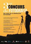 3R CONCURS DE FOTOGRAFIA DIGITAL PARC DE LA SERRALADA DE MARINA