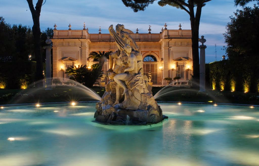 The pines of rome my rome bucket list 21 things to do in rome in a lifetime - I giardini del quirinale ...
