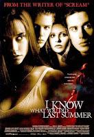 Sé lo que hicieron el verano pasado (I Know What You Did Last Summer)(1997)