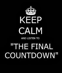 *···The Final Countdown···*
