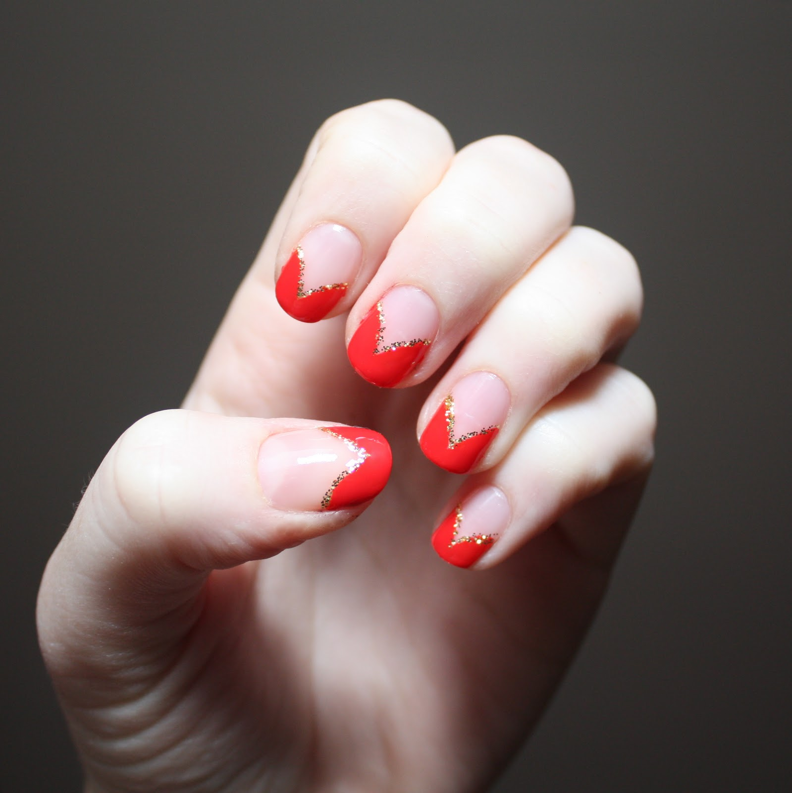 Red Nail Polish Lana Del Rey: Beauty School Dropouts: Lana Del Rey's Born To Die Manicure