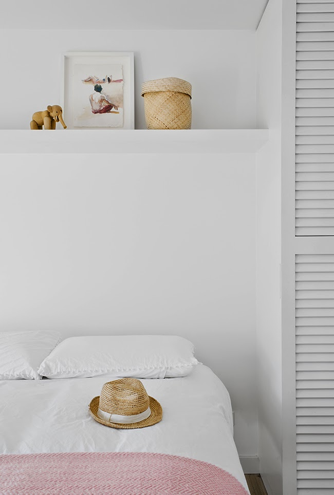 Decoraci n f cil una casa en la playa en blanco madera for Home design inspiration blog