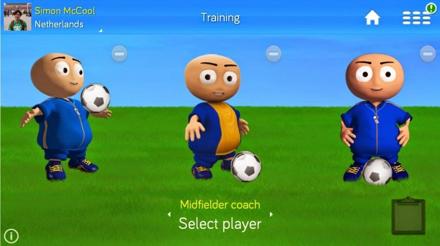لعبة المدرب كرة القدم علي الاندرويد Online Soccer Manager