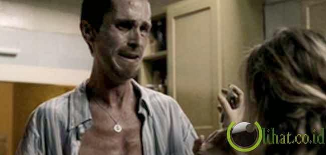 Christian Bale ingin bunuh diri dalam THE MACHINIST