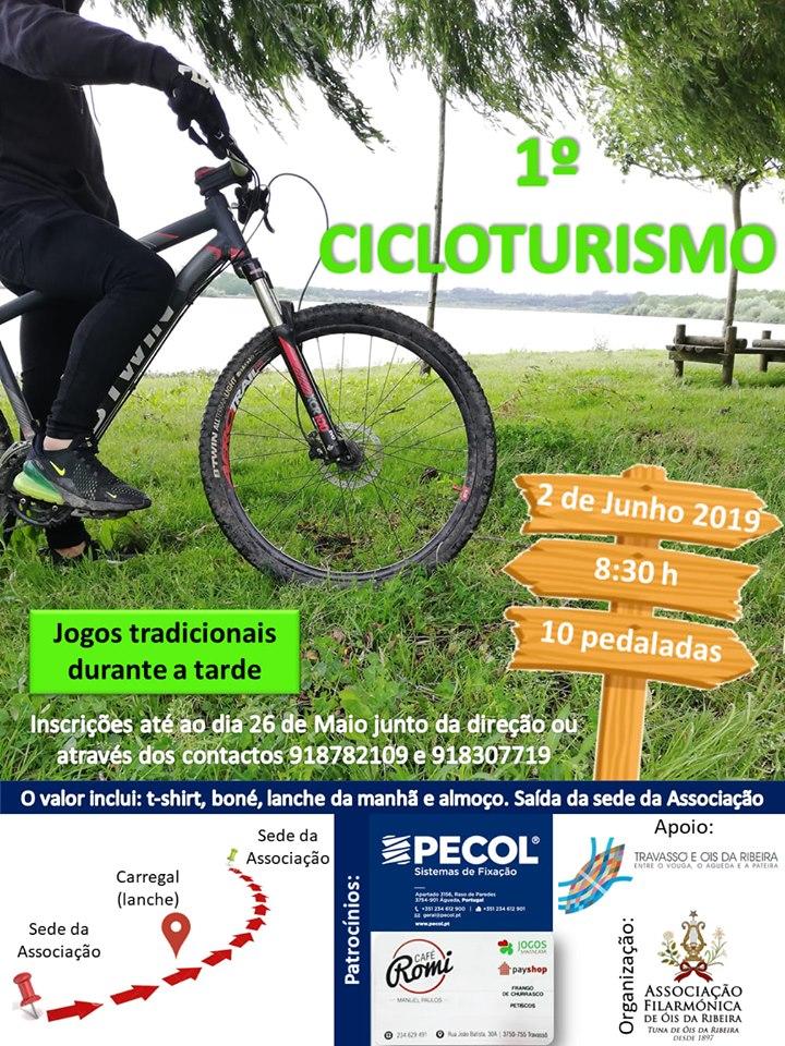 TUNA / Associação Filarmónica organiza cicloturismo!