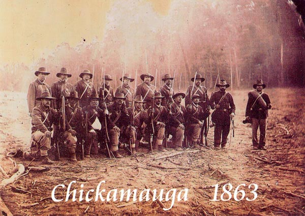 the battle of chickamauga the bloodiest days in georgia Chickamauga and chattanooga, the atlanta campaign and the march to the sea civil war in georgia atlanta campaign from the battle of.