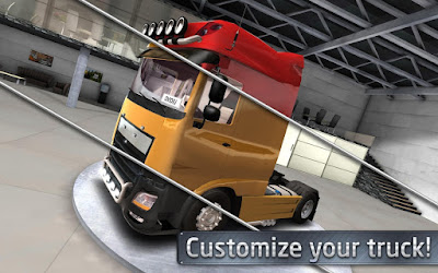 Euro Truck Driver v1.0.1 APK Android