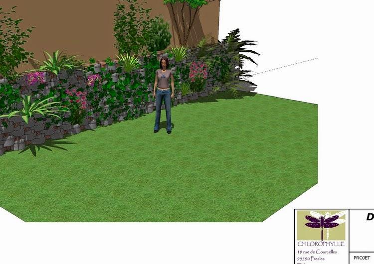 Etude paysagiste paysagiste val d 39 oise cr ation jardin 95 for Etude paysagiste