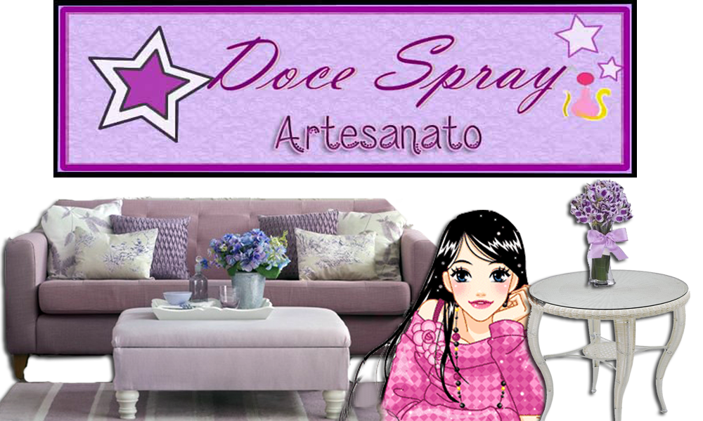 Doce Spray Artesanatos