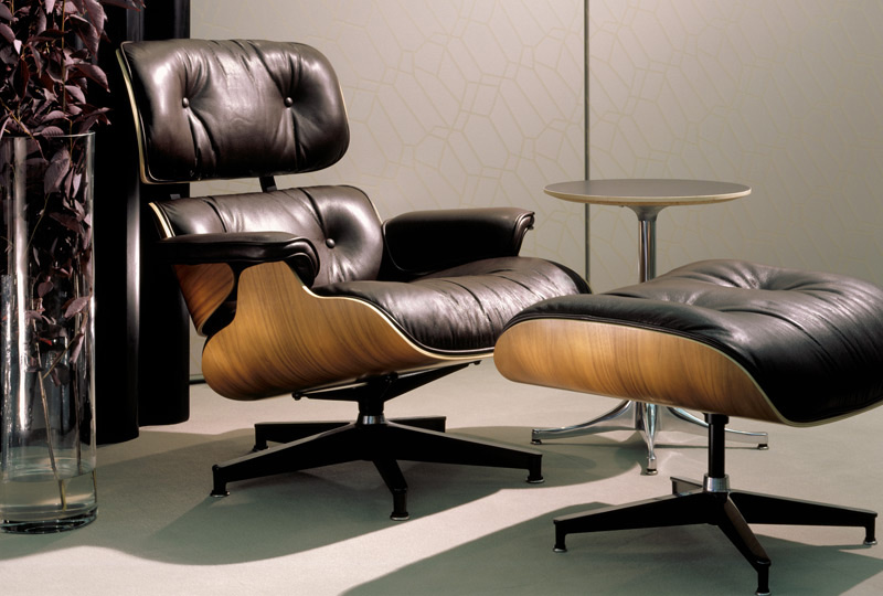 the hipster home experience eames lounge chair