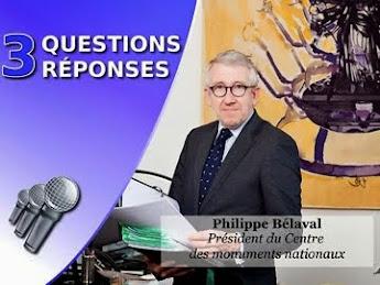 Questions Réponses à Philippe Bélaval