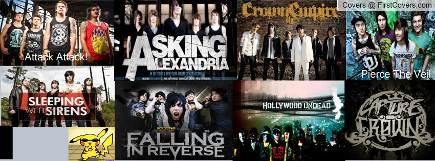 hardcore bands collage images - photo #6