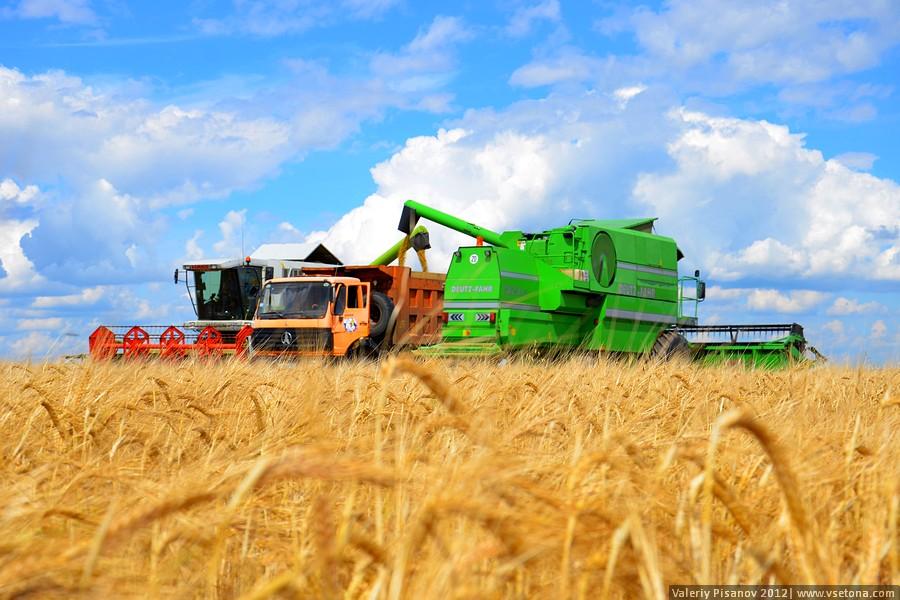 Кафедра механизации сельского хозяйства