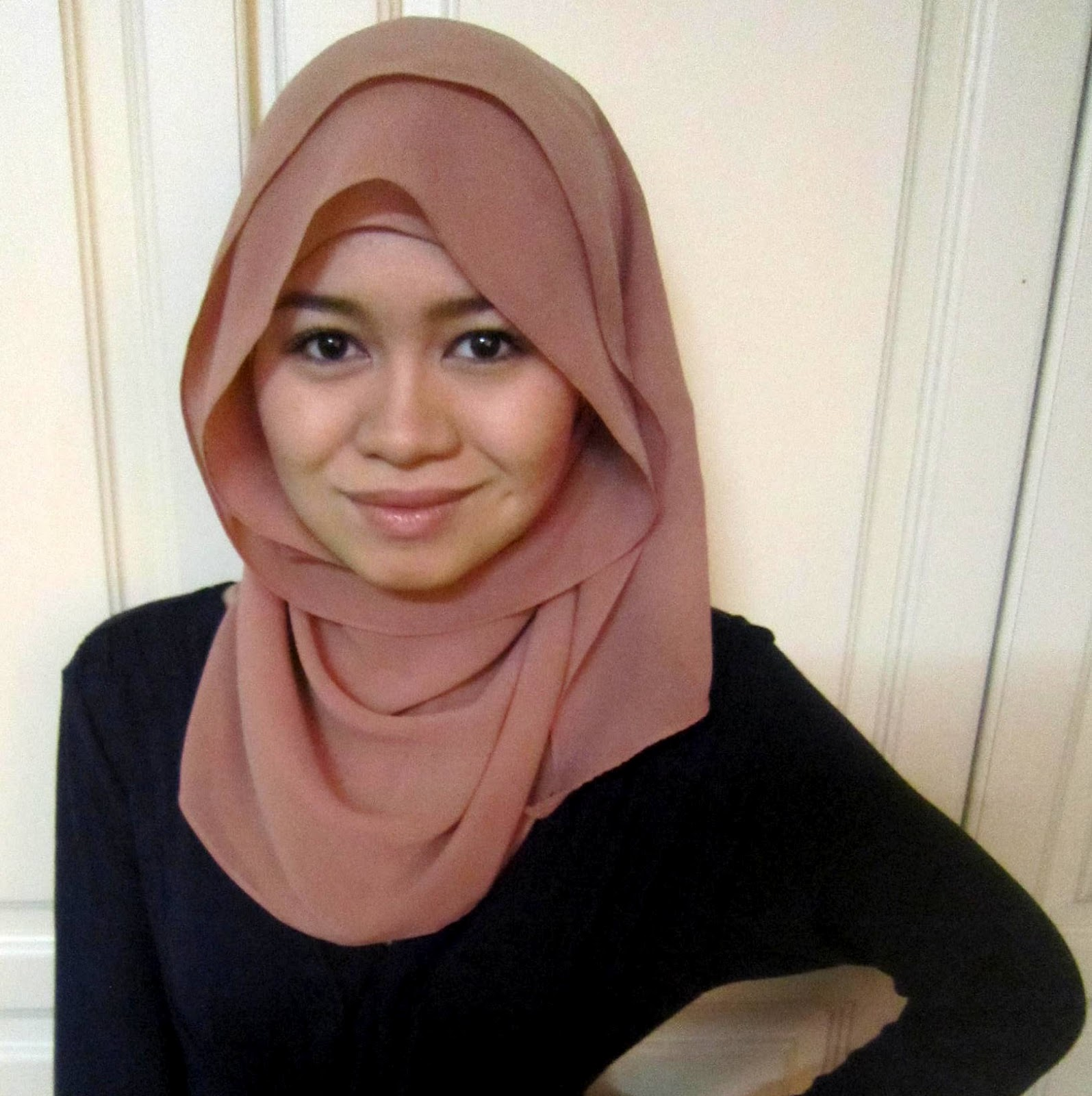 Hijab Tutorial 2013