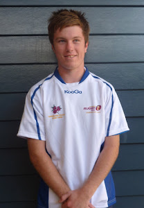 Damon Hesp- Qld Country  Rugby Union 17's Team