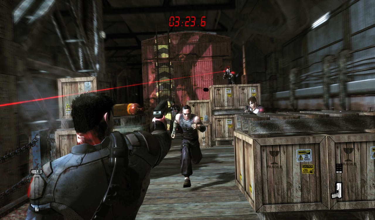 dead to rights 3 retribution pc