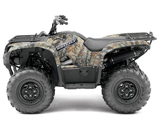 2013 Yamaha Grizzly 700 FI Auto 4x4 EPS ATV pictures 1