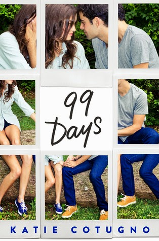 99 Days Katie Cotugno book cover