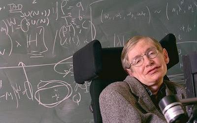 Stephen Hawking Hanya Bisa Omong Satu Kata Semenit