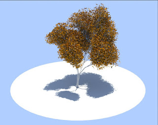 Tree built in ICE