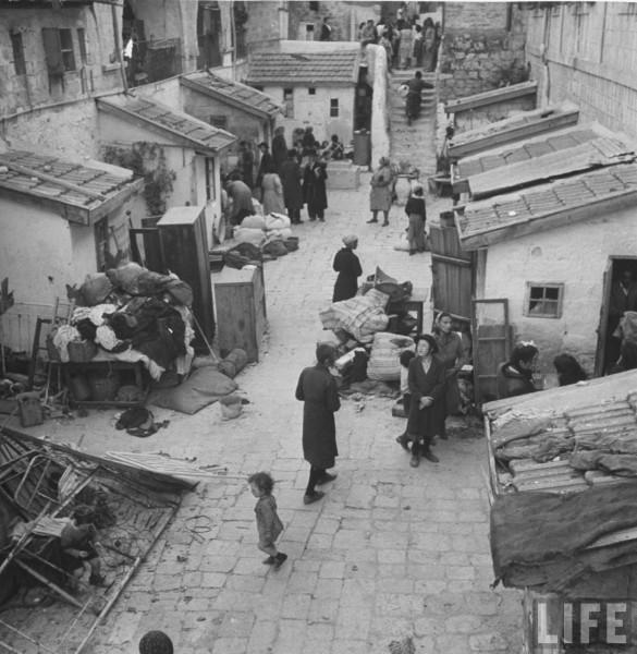 Beschrijving: http://3.bp.blogspot.com/-M_4eanh2J5k/Tesj-ywefII/AAAAAAAAda8/2Y2M4ashgzY/s400/Jerusalem%2B1948%2B7.jpg