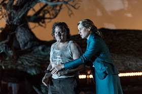 John Osborn, Malin Bystrom - Guillaume Tell - Royal Opera House - photo credit Clive Barda