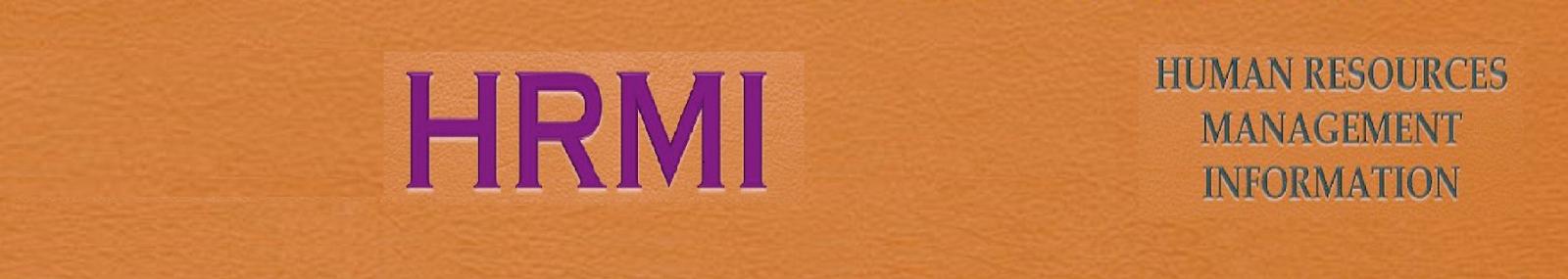 HRMI- علم ادارة الموارد البشرية
