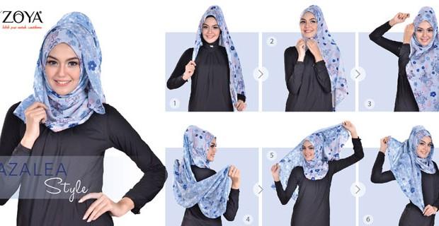 Fashion Hijab Yang Lagi Trendi Lagi Trendi