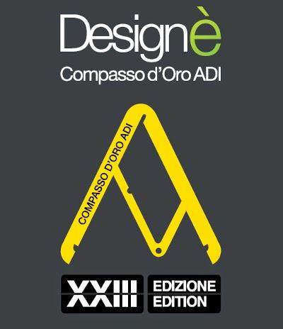 ADI Design è - XXIII compasso d'oro