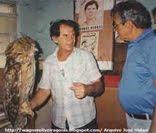 Chico Anysio conheceu Museu de Ornitologia de Goiânia