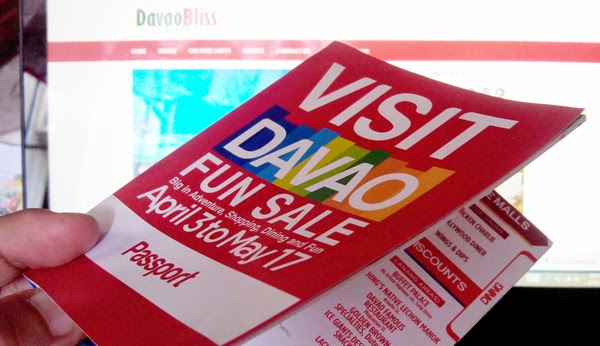 'VISIT DAVAO FUN SALE 2015' STARTS APRIL 3