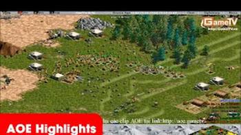 AOE Highlights - Một trận đấu quá là mãn nhãn và để đời của các thanh viên Team GameTV